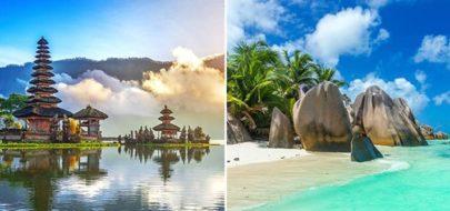 Suvi 2021 – Bali ja Seišellid