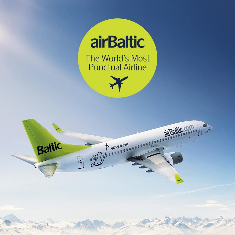Air Balticu kampaania