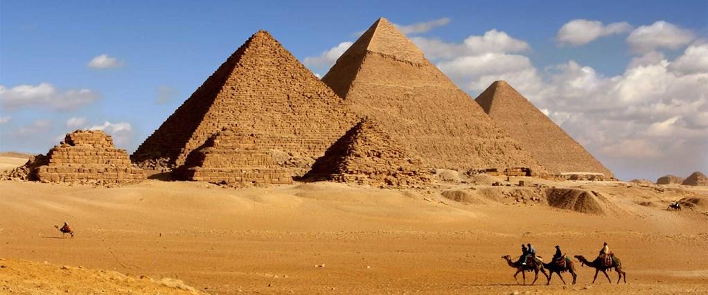 10 ja 14 ööd EGIPTUSES