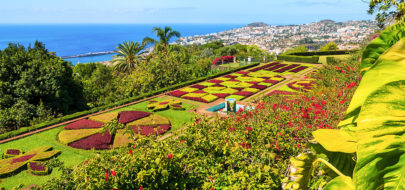 Paradiisisaar Madeira