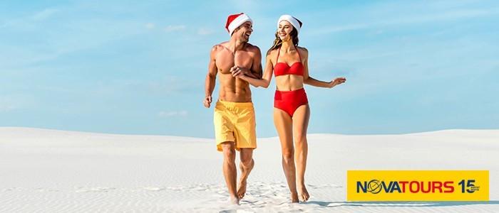 Jõulud ja aastavahetus koos rannapuhkusega – TOP hotellid