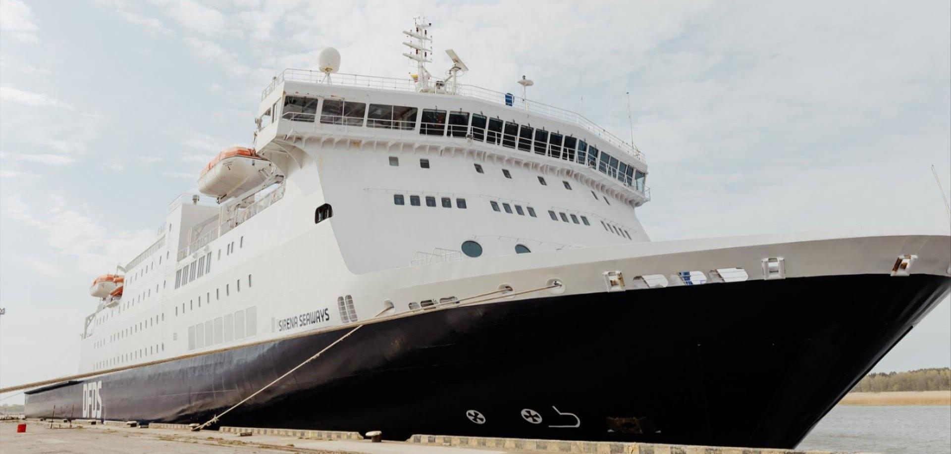 Muudatused jaanuaris: DFDS ja Eckerö Line
