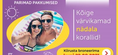 TÜRGI |väljumistele kuni 31.10.2021