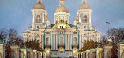 E-viisaga Peterburi