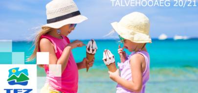 TALVEHOOAJA 2020/2021 müük on avatud!