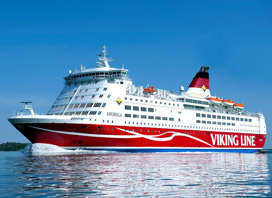 Viking Line´i kampaania
