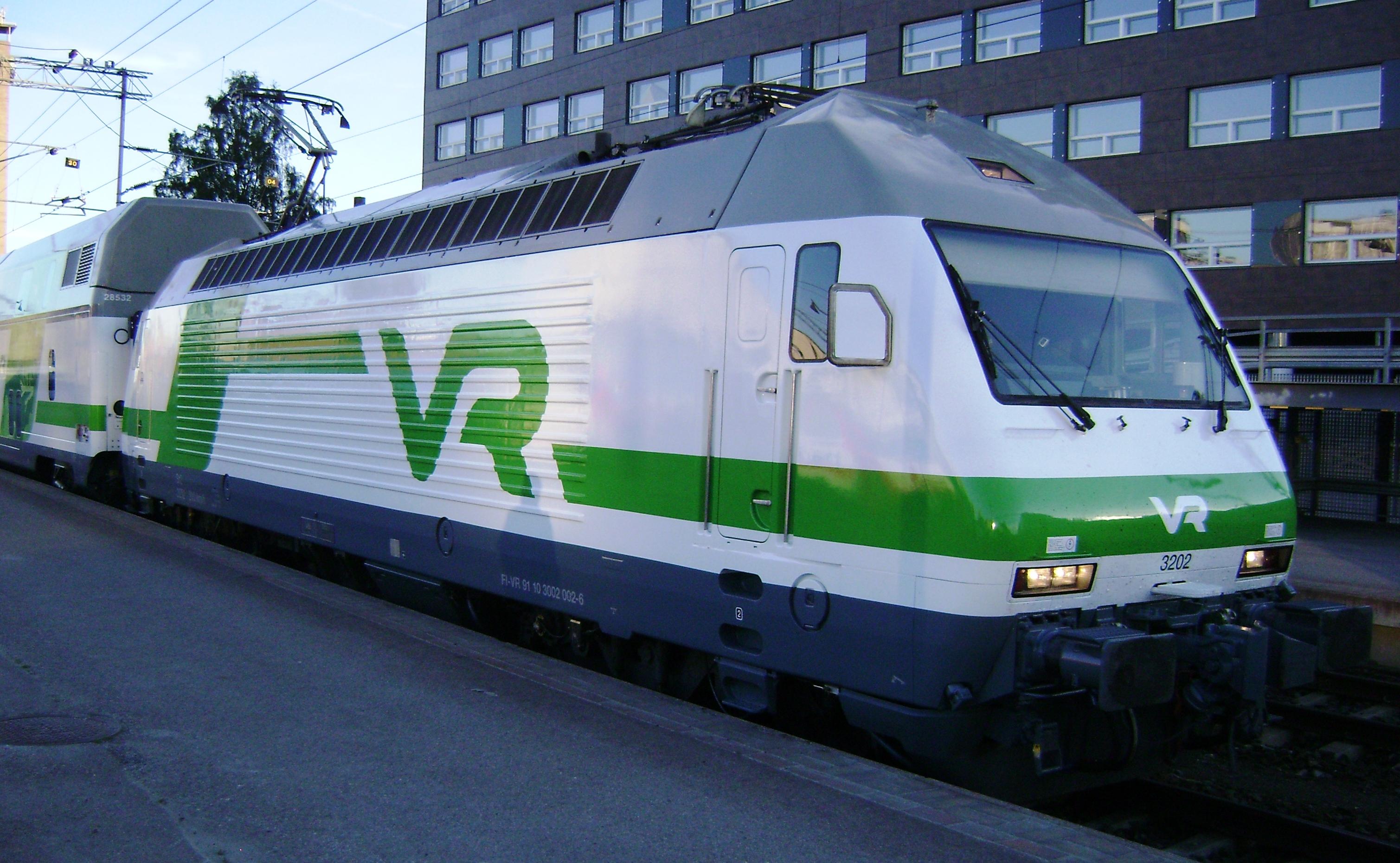 Rongipiletid Soomes ja Venemaal
